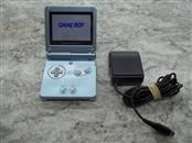 NINTENDO AGS-101 GAMEBOY ADVANCE SP (BLUE) WITH CHARGER